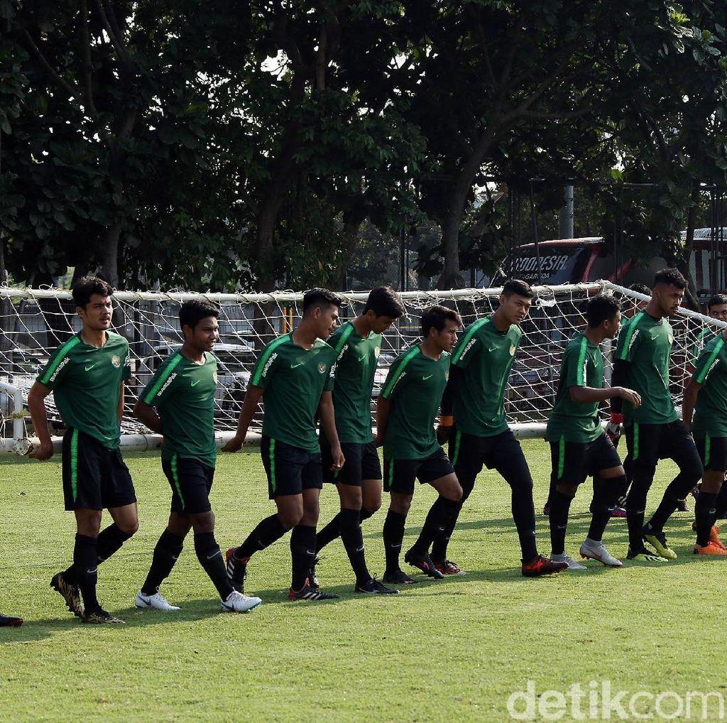 Indra Sjafri Siapkan Beberapa Formasi Alternatif di Piala Asia