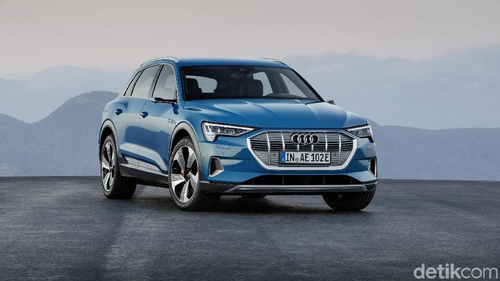 Mobil Listrik Audi Rp 1,1 Miliar