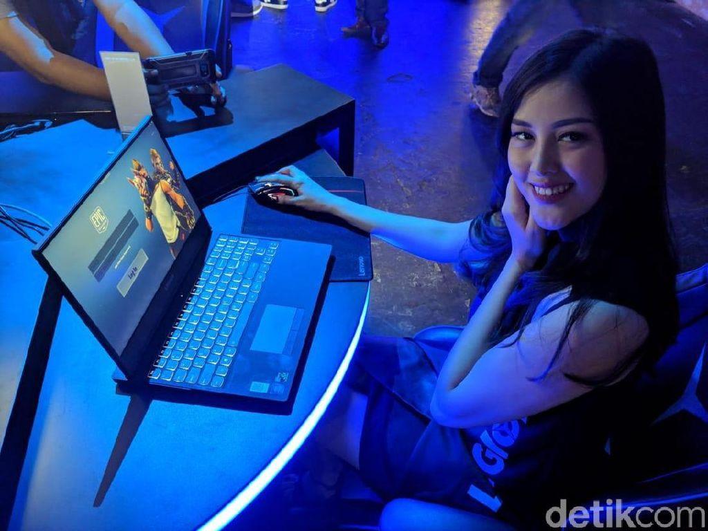 Lenovo Rilis Laptop Gaming Stylish, Harganya?