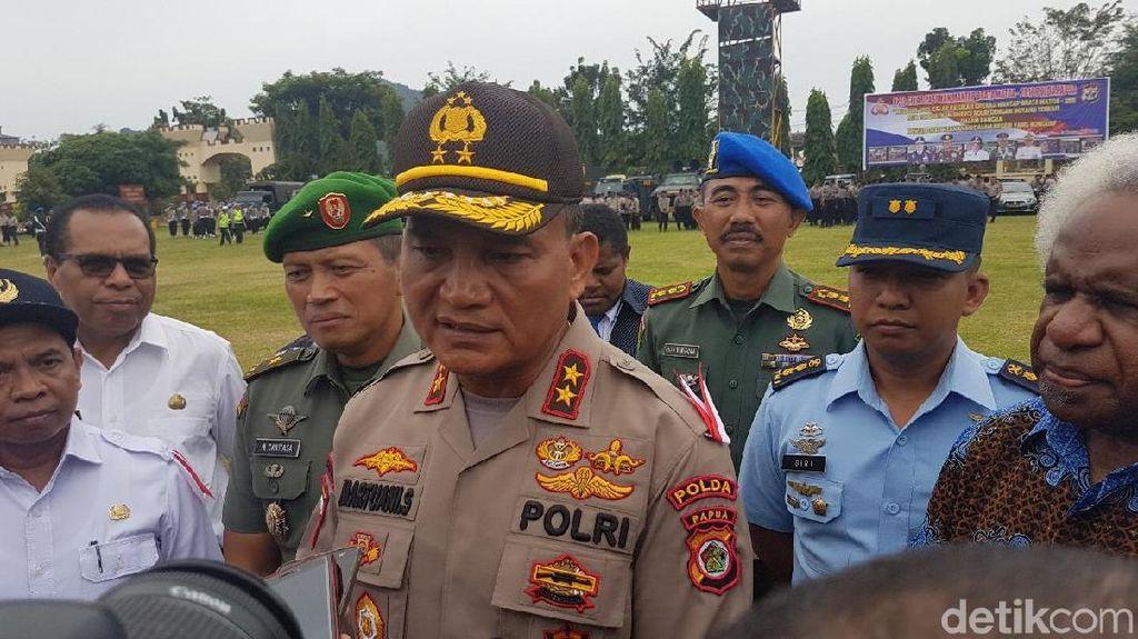 Kapolda Papua: KKB di Lanny Jaya Punya Senjata Canggih