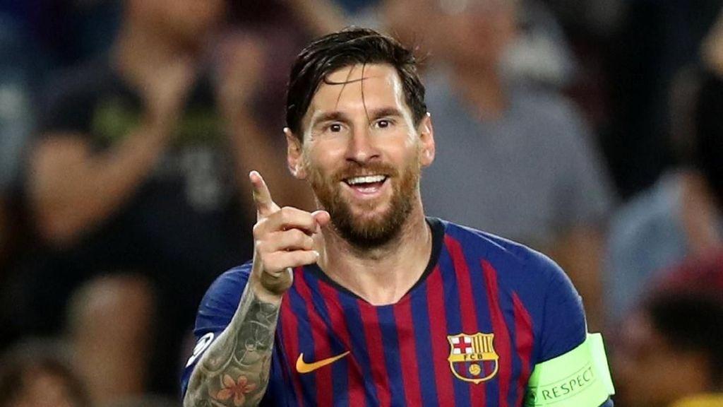 Lionel Messi Sudah 14 Musim Rutin Bikin Gol di Liga Champions