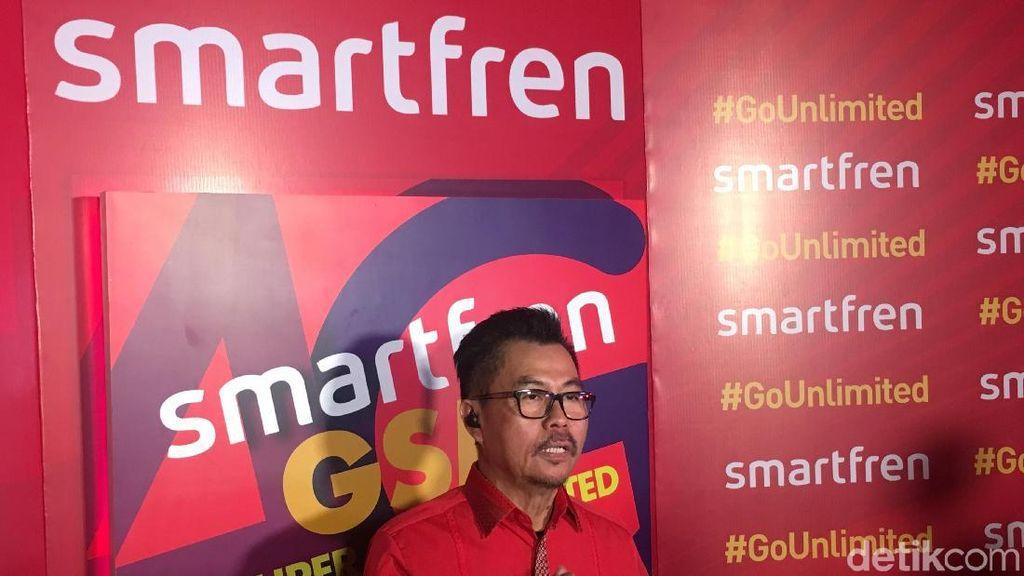 Smartfren Adopsi eSIM di Indonesia? Tunggu Tanggal Mainnya