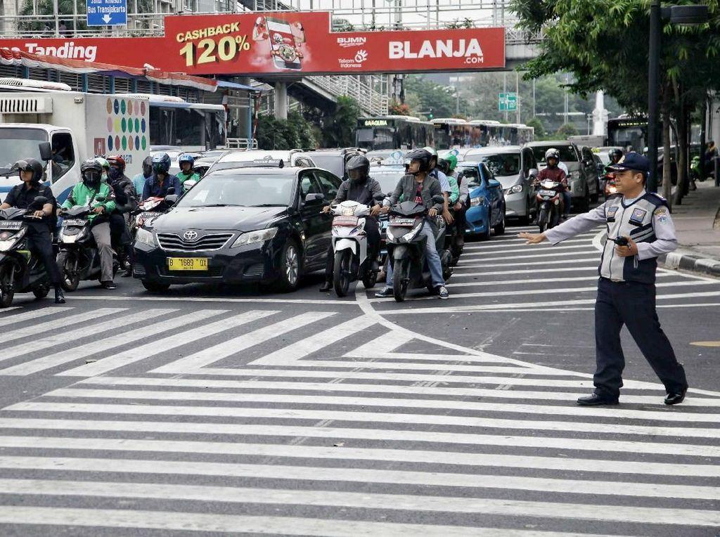 Tak Konfirmasi Langgar Tilang CCTV, Siap-siap Kendaraan Diblokir