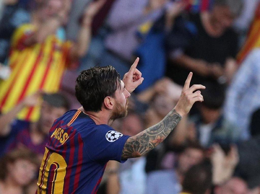 Pesan untuk Spurs: Jangan Takut dan Nikmati Duel dengan Messi