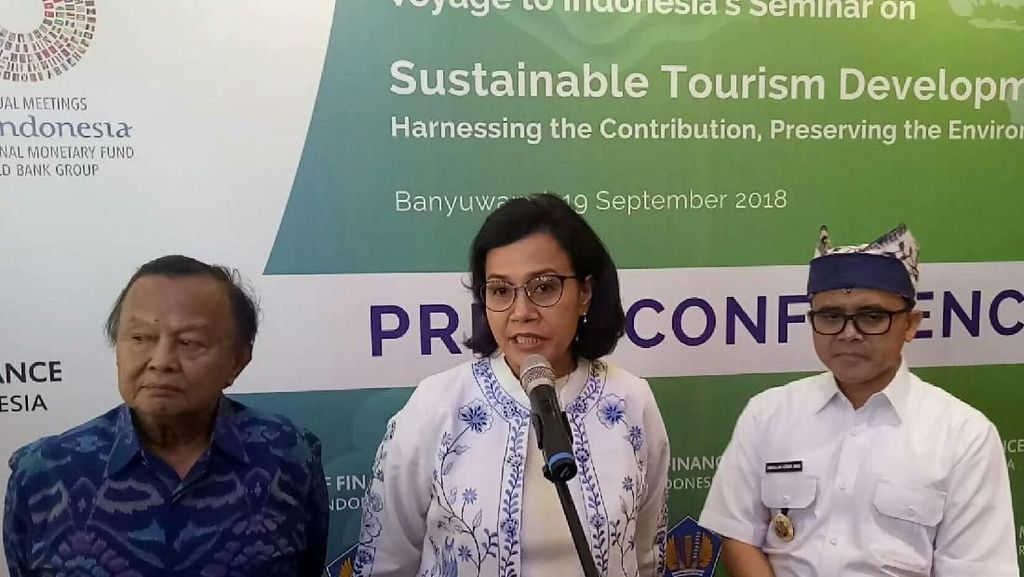 Sri Mulyani akan Cek Infrastruktur IT IMF-World Bank Meeting