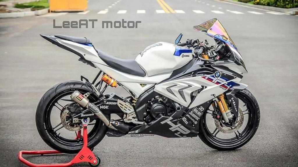 Tring, Yamaha R15 Ini Disulap Jadi Moge Seharga Rp 2 Miliaran