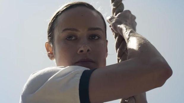 Film 'Captain Marvel' dibintangi Brie Larson sebagai Carol Denvers.