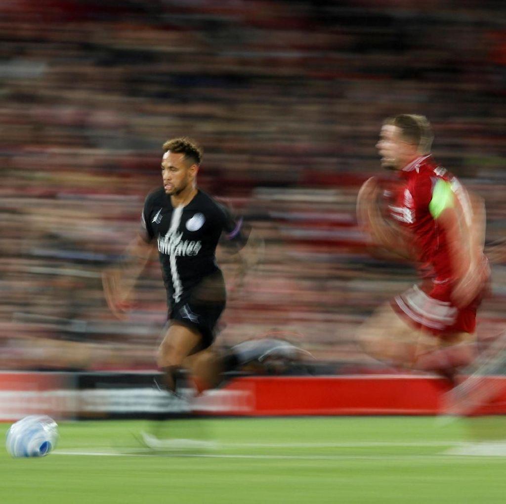 Tentang Neymar yang Tak Berkutik di Anfield