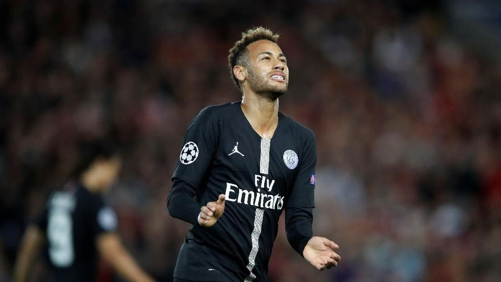 Ronaldo hingga Neymar, Ini 15 Pemain Brasil Tersubur di Liga Champions