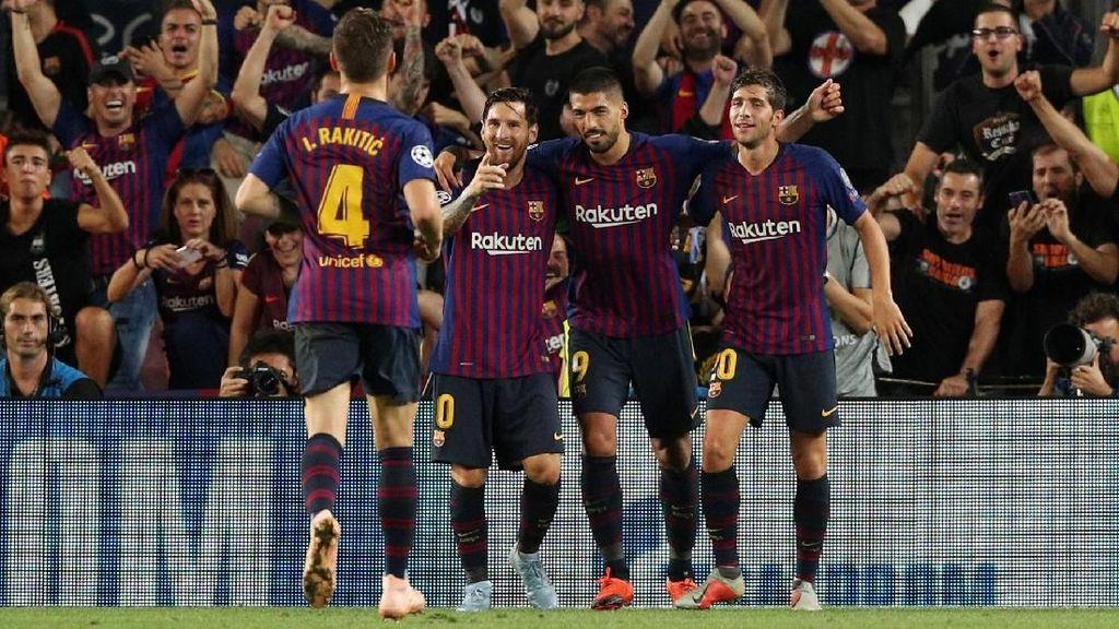 Jangan Bosan Cetak Gol, Messi