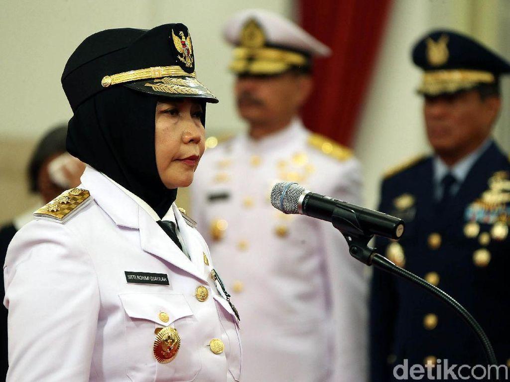 Wagub NTB Blak-blakan Dukung Jokowi 2 Periode, PD: Ingat Sejarah!