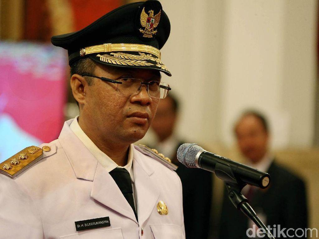 Gubernur NTB Ucapkan Selamat atas Kemenangan Jokowi-Maruf