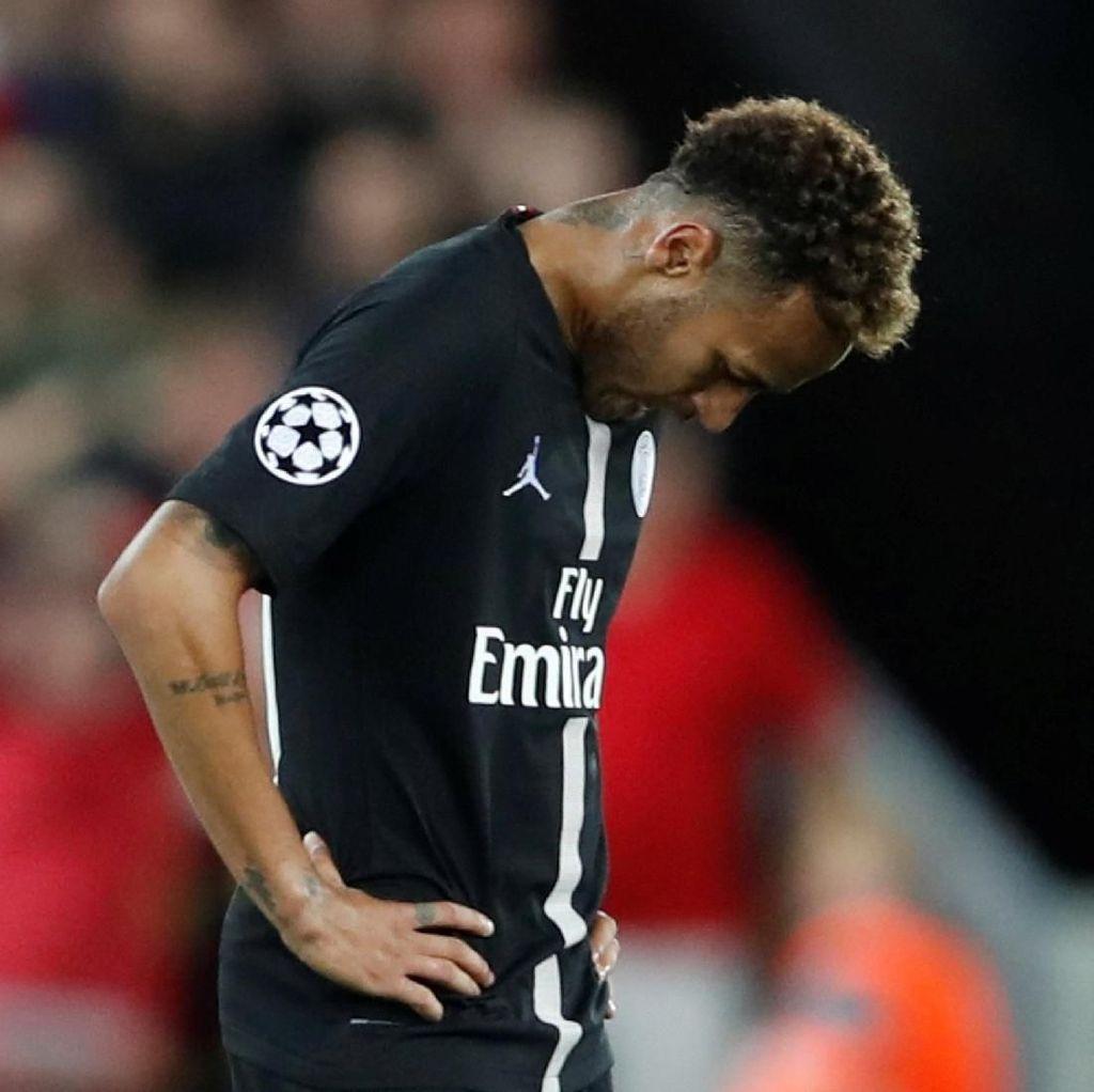 Neymar-PSG Sepakat Berpisah?