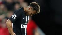Thiago Silva: Kekalahan PSG Bukan Salah Neymar Seorang