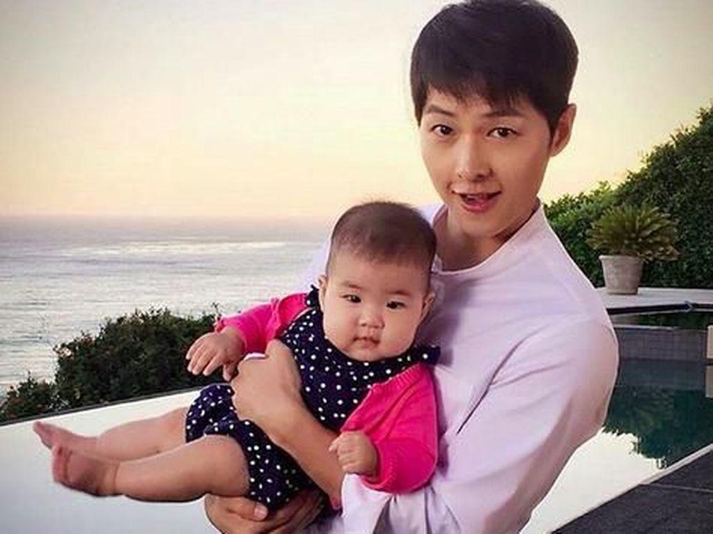 Gugat Cerai Song Hye Kyo, Song Jong Ki Minta Maaf