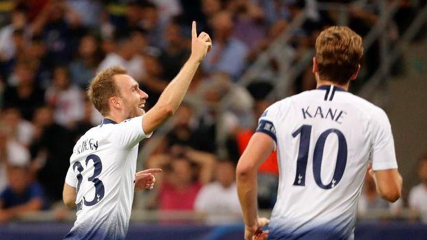Gol Injury Time, Inter Milan Menang Dramatis Atas Tottenham