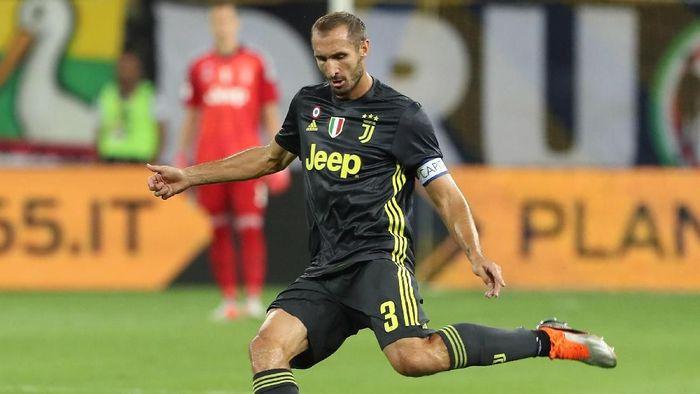 Juventus bertandang ke Valencia di matchday 1 Liga Champions musim ini. (Foto: Marco Luzzani/Getty Images)
