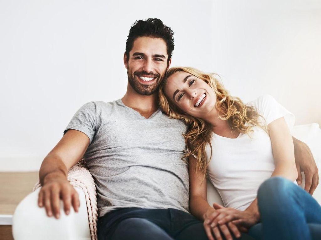 Sedang Stres Berat? Membayangkan Wajah Pasangan Bisa Membantu