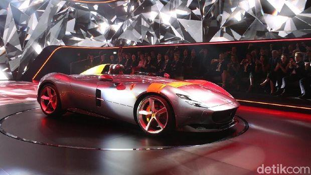 Ferrari Monza SP1 dan SP2