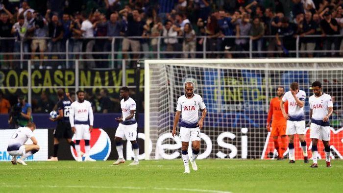 Tottenham Hotspur kalah dalam tiga pertandingan terakhir di semua kompetisi (Foto: Dan Istitene/Getty Images)