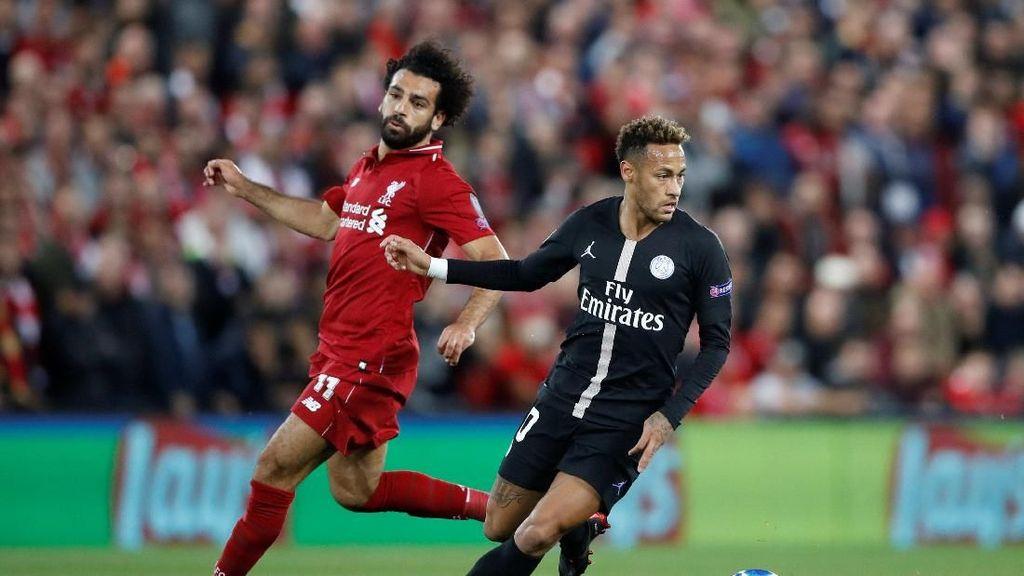 Dibekuk Liverpool, PSG Sudah Kerahkan Segalanya