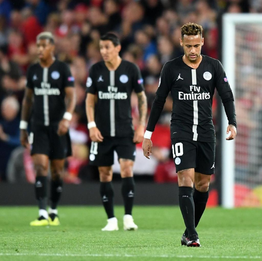 PSG Terancam Didepak dari Liga Champions