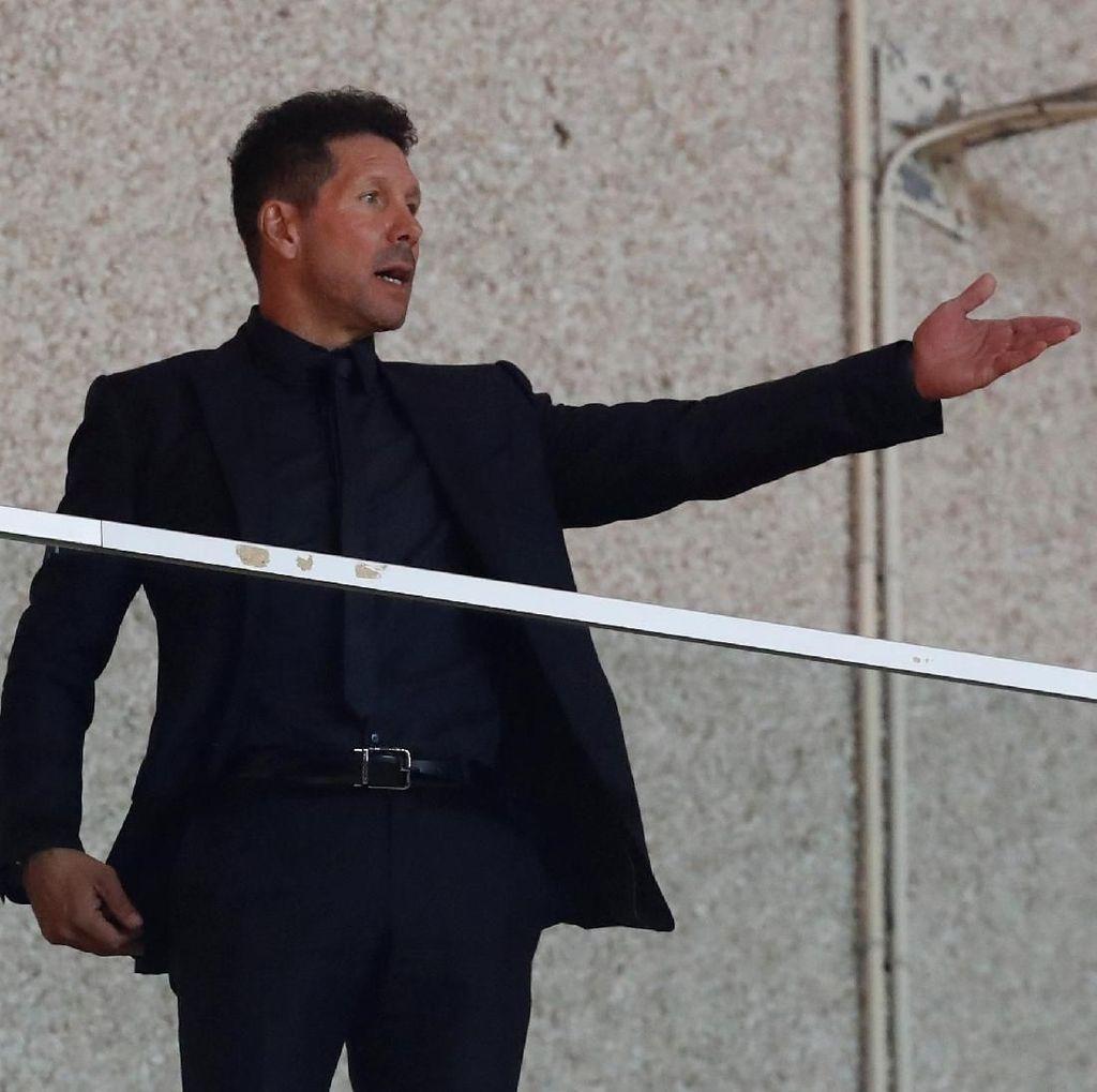 Simeone: Laga yang Rumit untuk Atletico