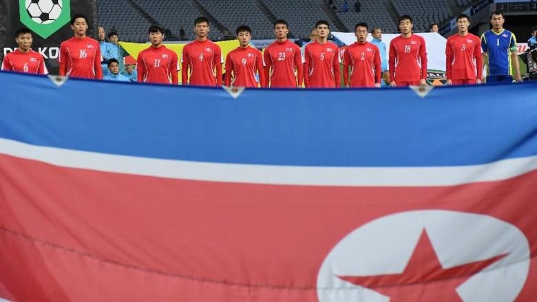 Korea Utara Tim Tersukses di Piala Asia U-16