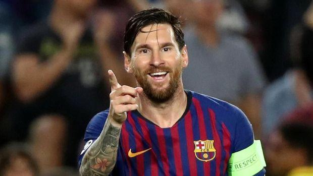 Lionel Messi membantah dirinya mudah dihentikan N'Golo Kante. (