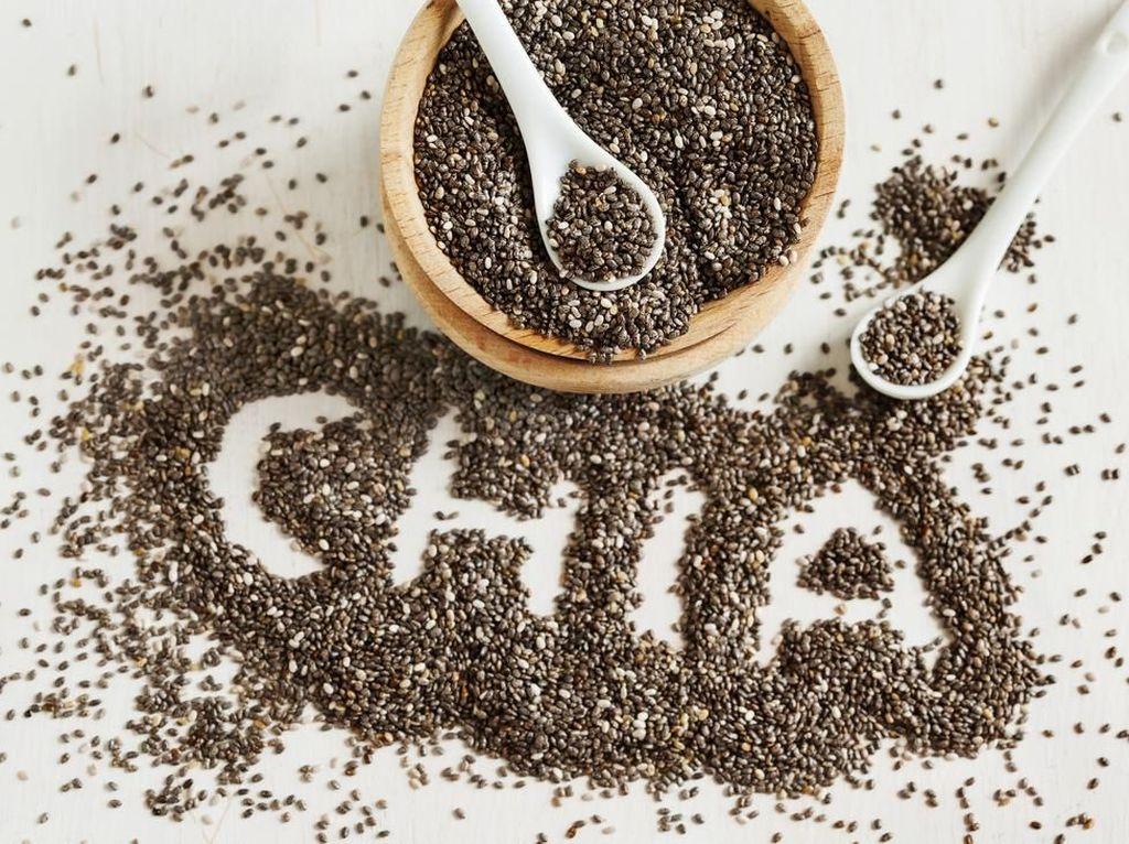 Mengenal Biji Chia, Makanan Super Penangkal Ragam Penyakit