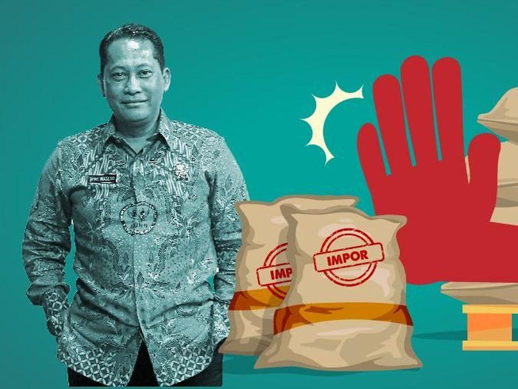 Buwas Bongkar Tukang Sunat BPNT, Mensos: Lapor Polisi