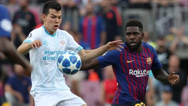 Messi Geram Bek Barcelona Tawarkan Diri ke Madrid