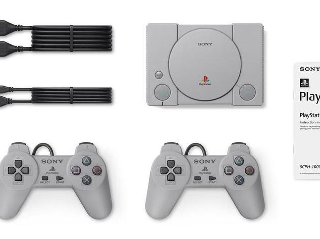 Ini 20 Judul Game Jadul di PlayStation Classic