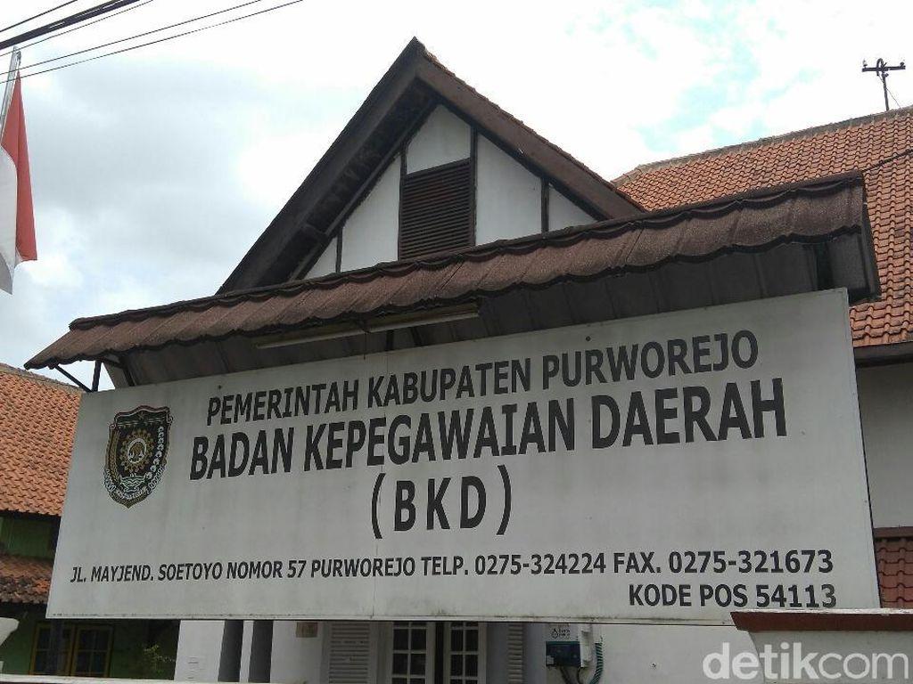 Sistem Nasional Bermasalah, Seleksi CPNS di Purworejo Mundur