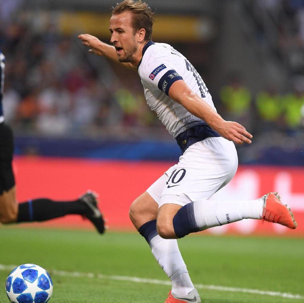 Mencetak Gol untuk Tottenham Bukan Cuma Tanggung Jawab Kane