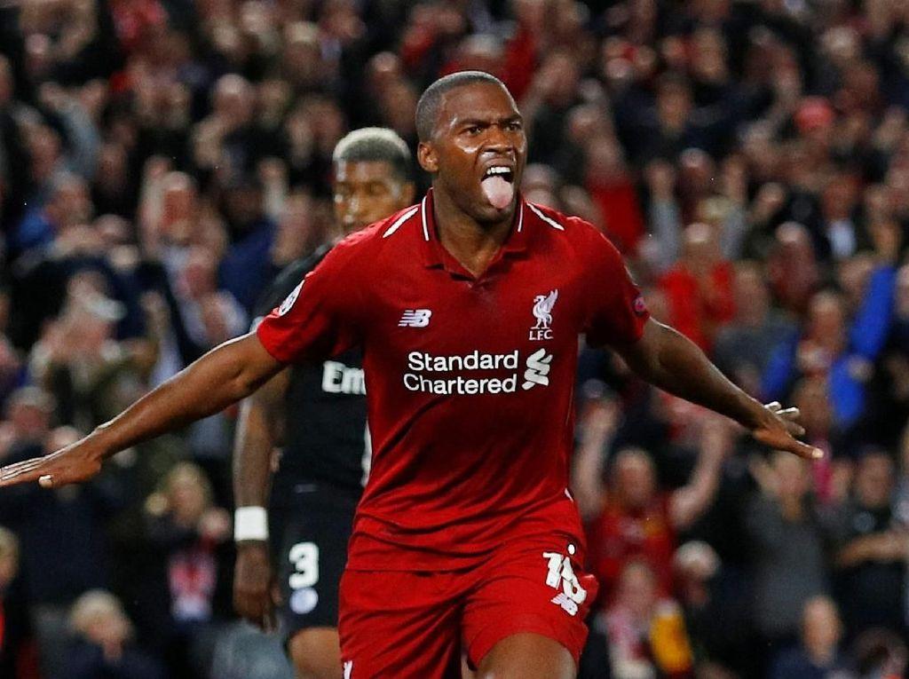 Salah Absen, Daniel Sturridge Senjata Andalan Liverpool Vs Barcelona