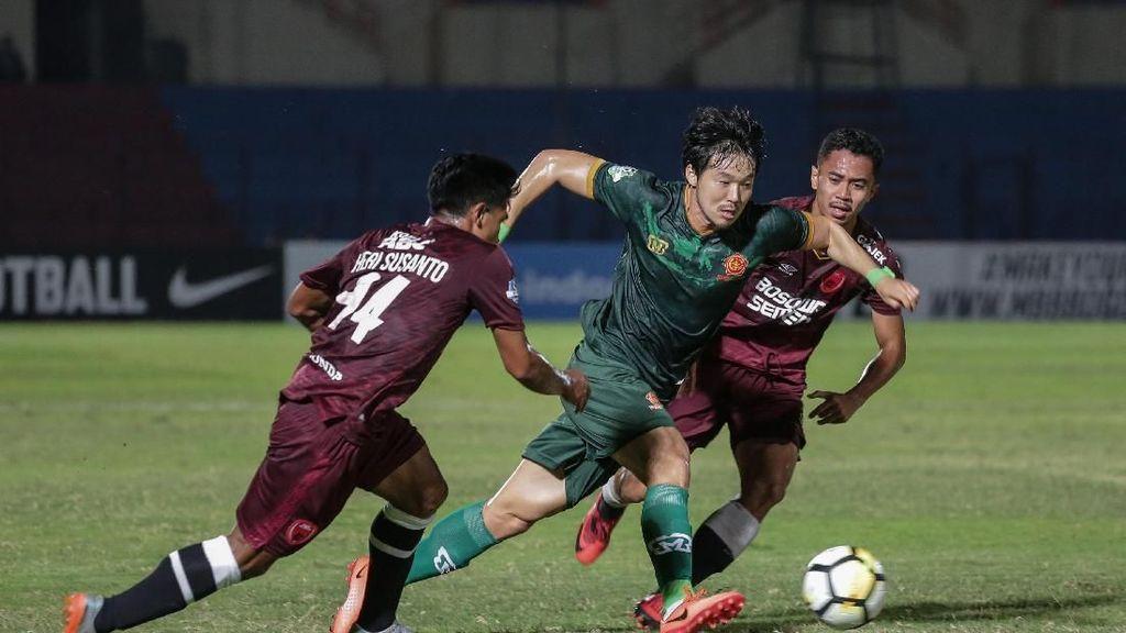 Hasil Liga 1: Comeback, PSM Kalahkan PS Tira 2-1