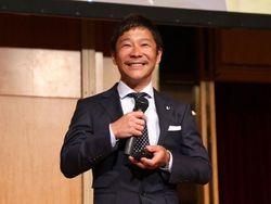 Miliarder Jepang Akhirnya Wisata Luar Angkasa di Akhir Tahun