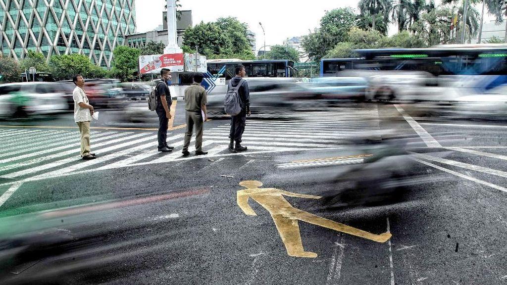 Hati-hati! Awal Oktober e-Tilang Mulai Berlaku di Jakarta
