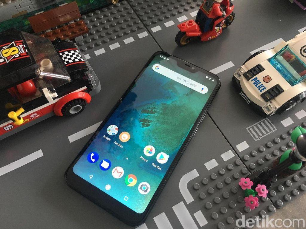 Bocoran Xiaomi Mi A3: Sidik Jari di Layar, Kamera Selfie 32 MP