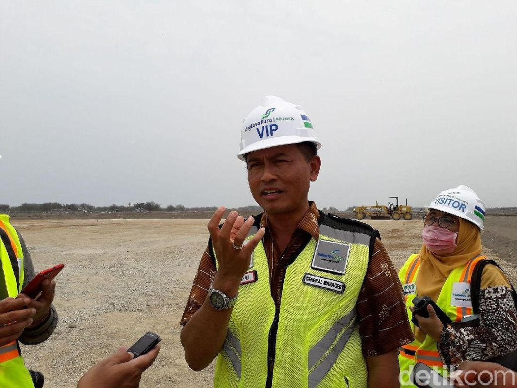AP Bantah Ada Warga Terkurung di Kawasan Proyek Bandara Kulon Progo