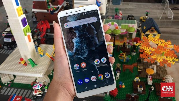 Xiaomi: Android One Mi A2 + Mi A2 Lite