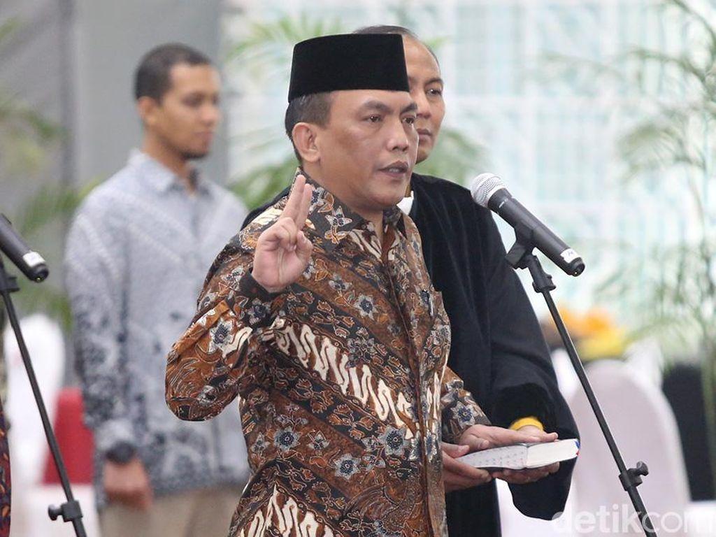 Ketua KPK Harap Irjen Panca Putra Profesional Berantas Korupsi di Sumut