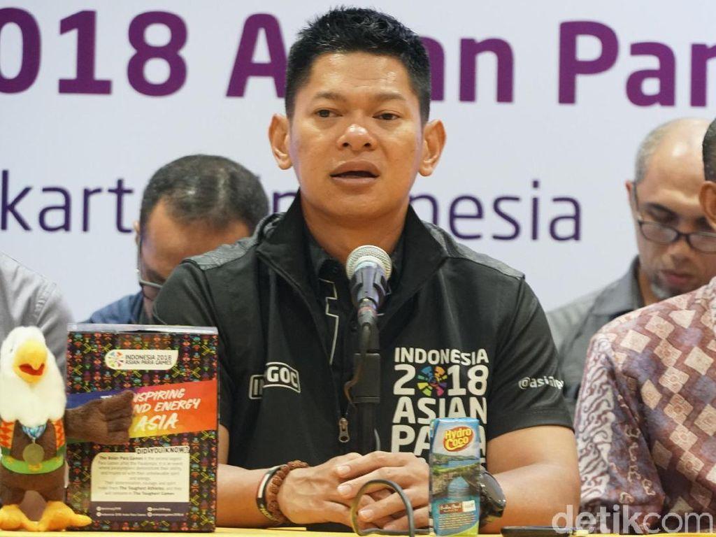 Peralihan Aset Lambat, Persiapan Venue Asian Para Games Terhambat