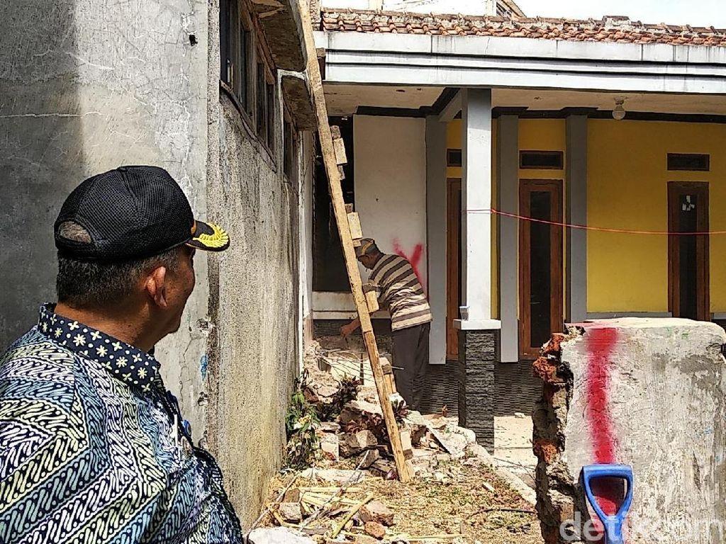 Before-After Akses Rumah Pak Eko
