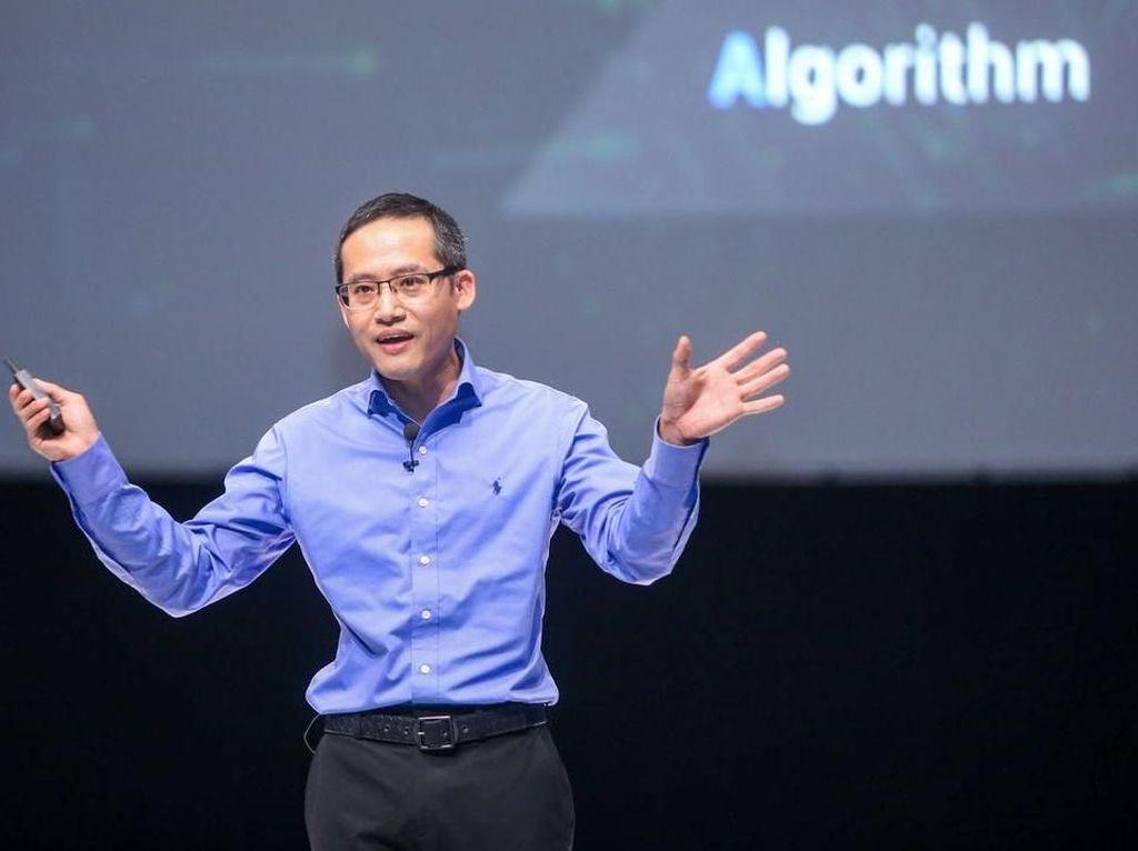 Perusahaan Jack Ma Bikin Otak Robot