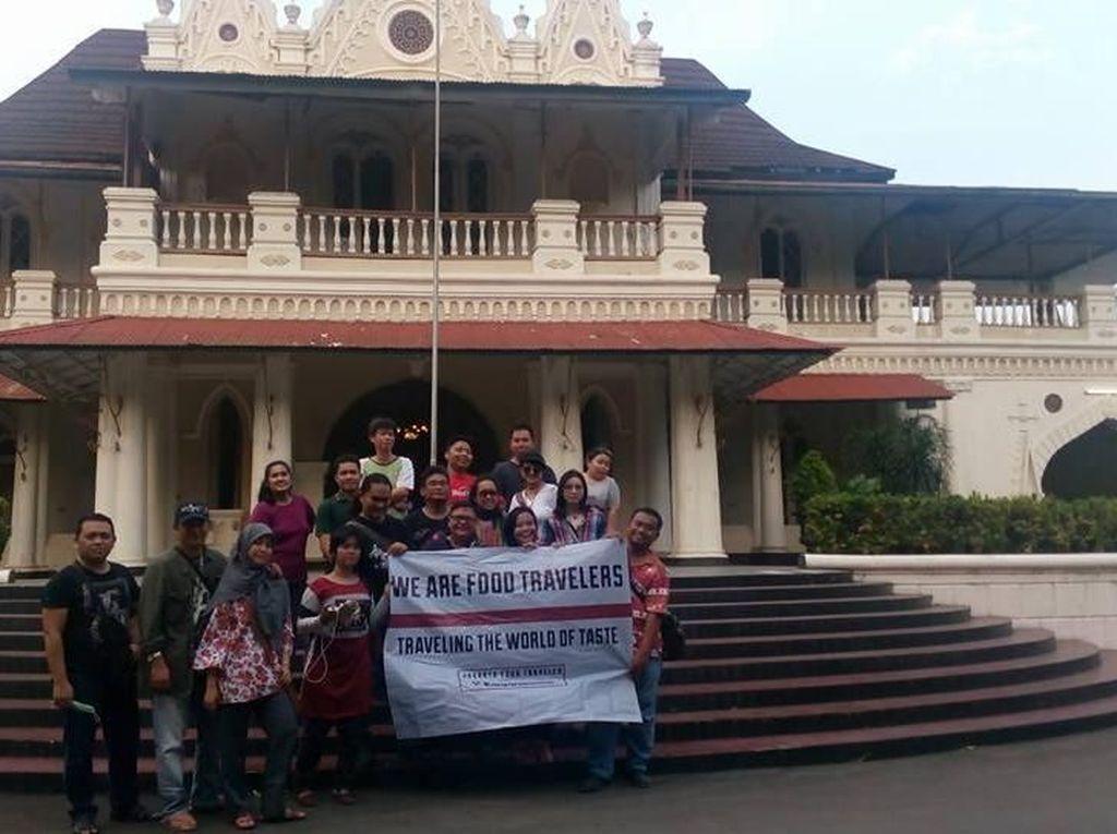Makan Enak Sambil Menyusuri Jejak Sejarah di Sudut-sudut Jakarta