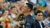 Netizen Berdebat Soal Kartu Merah Ronaldo