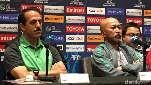 Iran Sudah Familier dengan Timnas Indonesia U-16