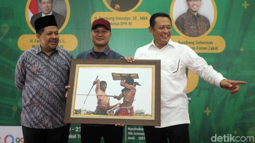 Program Huntara dari DPR untuk Para Korban Gempa Lombok